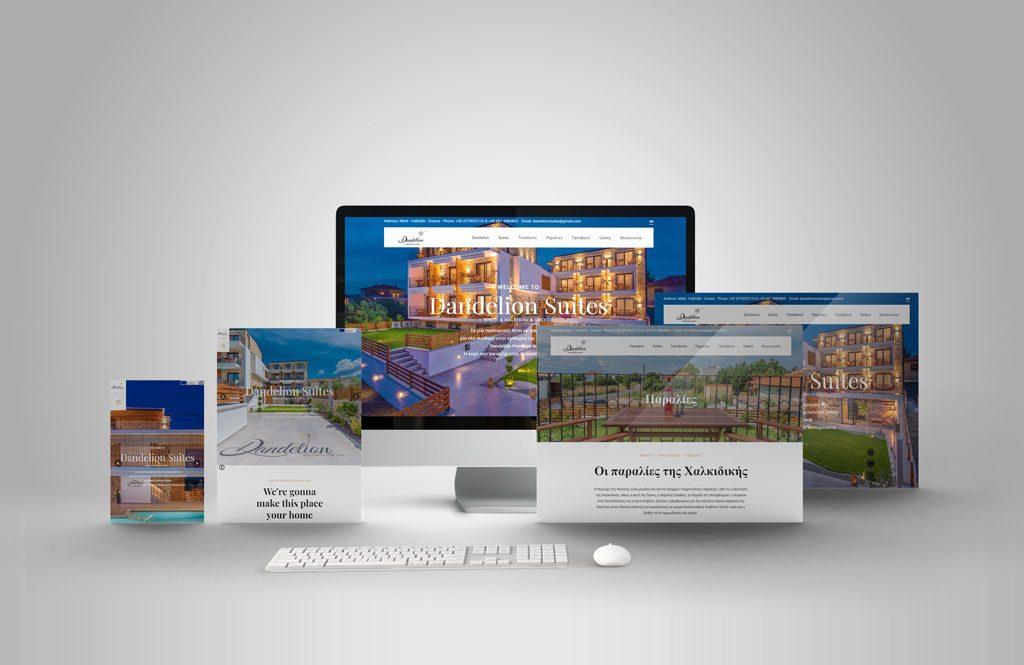 dandelion web design plantech 1024x665 1 | Plantech | Σύμβουλοι Επιχειρήσεων | Κατασκευή Ιστοσελίδων | Ιωάννινα